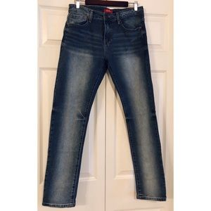 Guess Medium Rise Skinny Scotch Fit Jeans Size 30